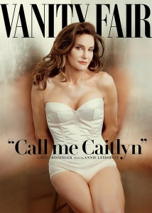 Caitlyn Jenner made her debut on the cover of Vanity Fair's July 2015 issue.