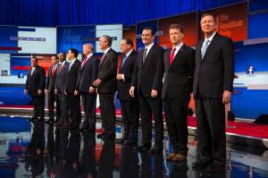 2016 Republican Candidates from Thursday, August 6 debate.