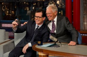 Colbert took over for Late Night with David Letterman on September 8, 2015.